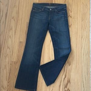 7 for all Mankind -bootcut jeans